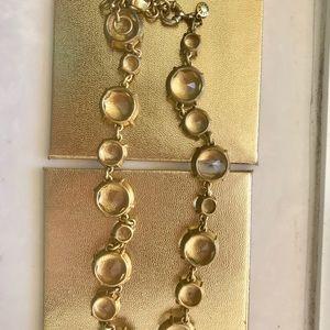 J. Crew Jewelry - 🔥JCrew Crystals Studded Statement Necklace🔥